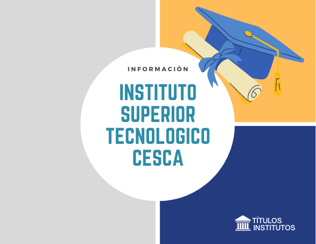 Instituto Superior Tecnológico Cesca