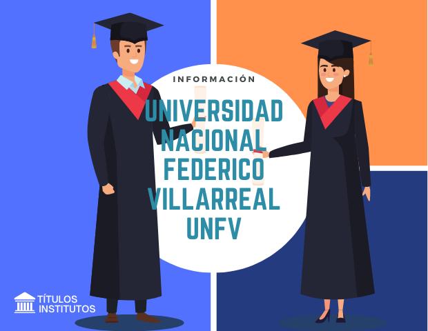 Universidad Nacional Federico Villarreal UNFV